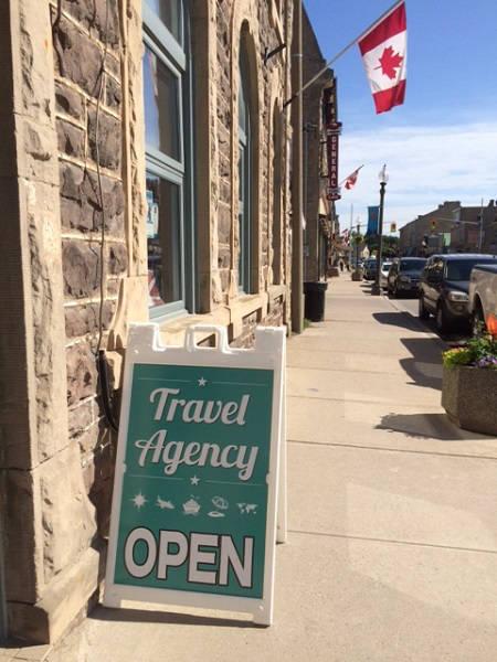 Contact Ursula's Travel - Fergus, ON, Canada